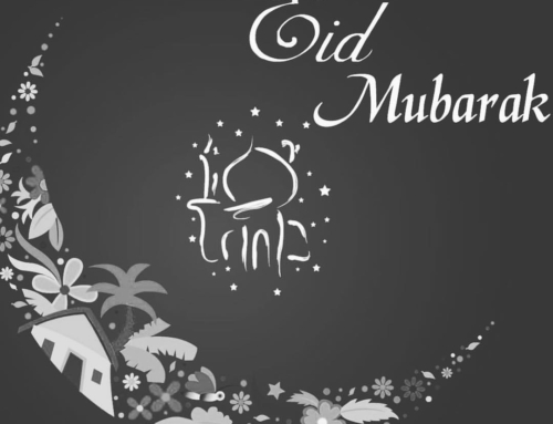 We wish you all Happy Eid Mubarak