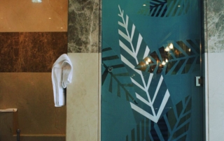 Shower, the place of thought and decision making, Emirates Décor