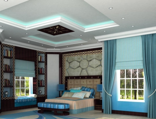 Quality design interior bedroom by Emirates Décor (11)