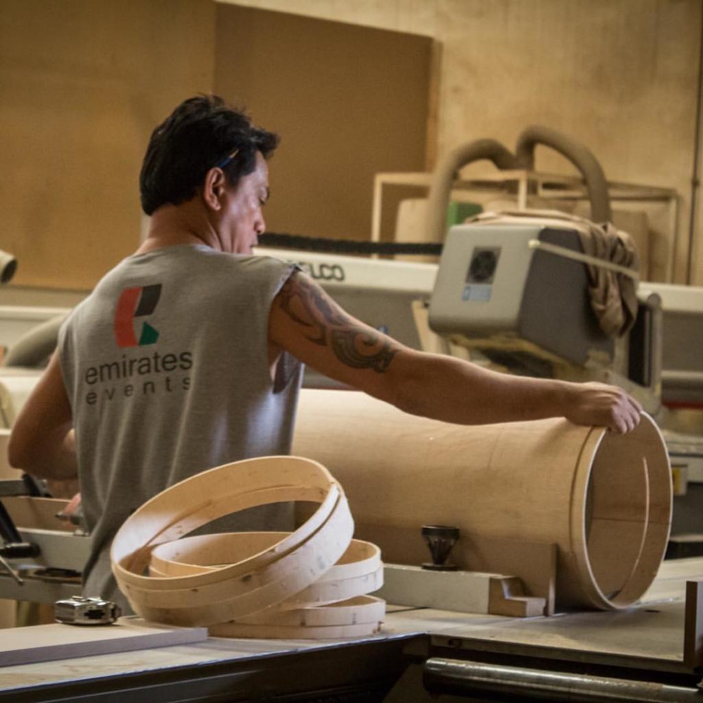 Emirates Décor, Emirates International Group, Dubai - London, Wood Work, Interior Design, Decor Business, Design