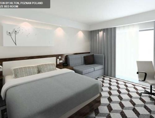 International Hotel Interior Design for HILTON Group, custom made by Emirates Décor (photo 6)