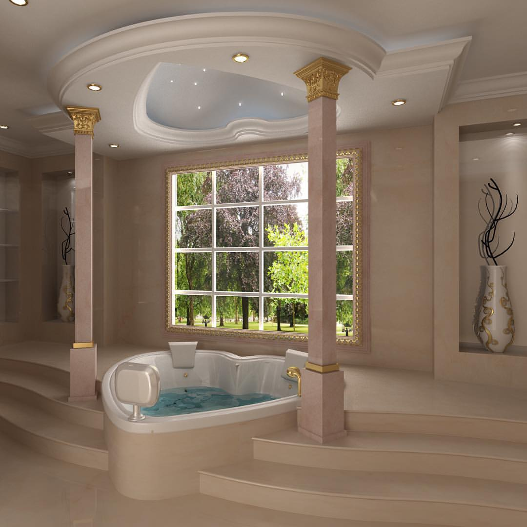 Jacuzzi game on point..by Emirates Décor