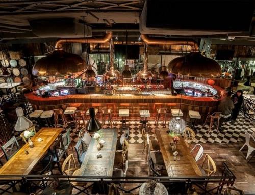 Brewery Bar Manufaktura Poland 2