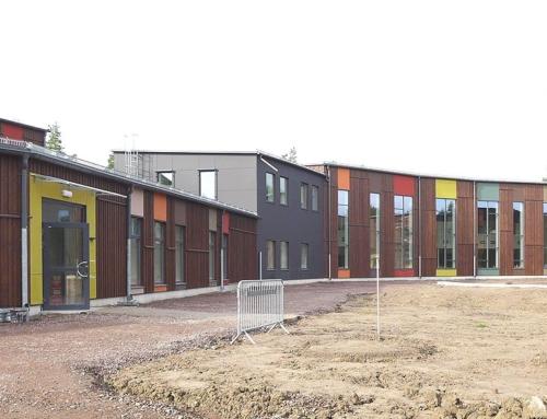 Hammaroskolan Highschool Hammaro Sweden 1
