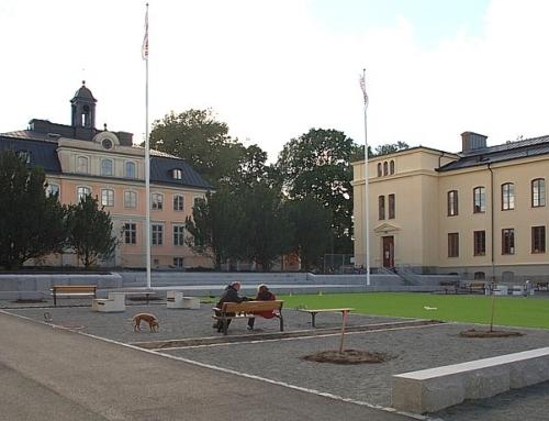 Historical School in Stockholm, Sweden