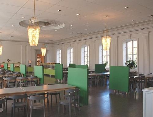 Historical School in Stockholm Sweden 1