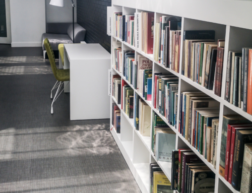 Library furniture 1