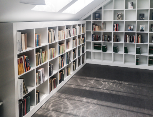 Library furniture 2
