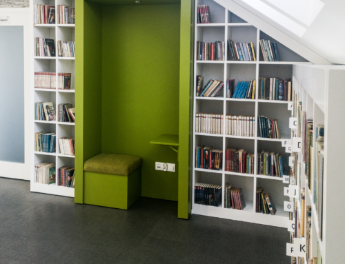 Library furniture 3